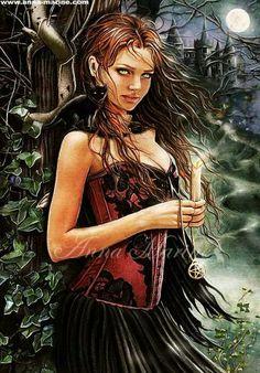 Witch of Eden
