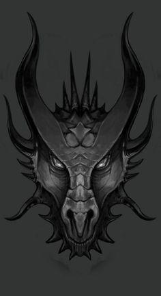Dragon head: