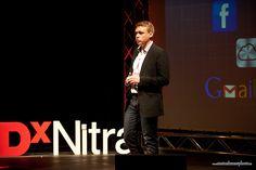 Daniel Hetényi @ TEDxNitra 2013 Fictional Characters, Fantasy Characters