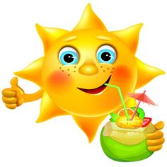 Funny Sunshine | Funny Sun in Pictures • Elsoar