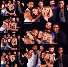#TO The Originals Comic Con 2016 7/23/16 Michael Charles Davis(Marcel),Phoebe Tonkin(Hayley),Joseph Morgan(Klaus),Riley Voelkel(Freya),Daniel Gillies(Elijah) & Yusuf Gatewood(Vincent)