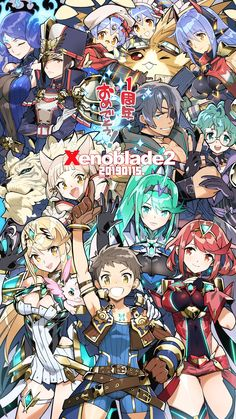 Comic Manga, Anime Manga, Anime Art, Xenoblade X, Monolith Soft, Character Art, Character Design, Xenoblade Chronicles 2, Best Rpg