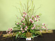 #Orchids Arrangement