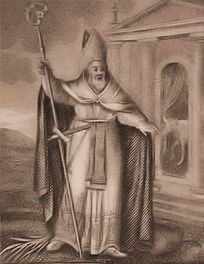 St. Saturninus: The Acts of Marcellus say he was condemned as a frail old man to carry sand for the construction of the Baths of Diocletian; but when by his patience and prayer and encouragement he led many to the faith, he was killed.  #Catholic #saintoftheday #prayforus #Pray #StSaturninus #Bishop #Martyr