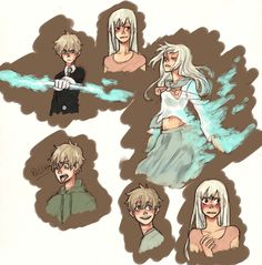 jazzie560 soul eater - Google Search