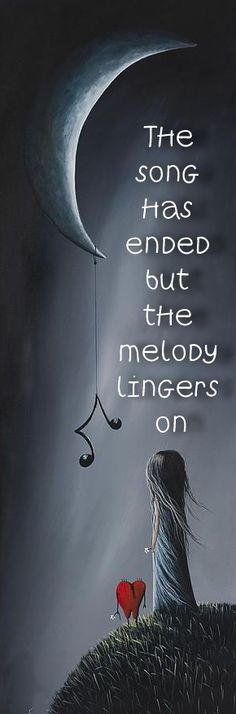 Your melody will linger forever.......                                                                                                                                                                                 More