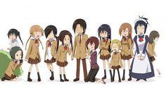 """2da temporada del Anime """"Seitokai Yakuindomo"""" ya tiene fecha de estreno"""