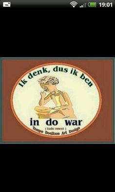 In do war