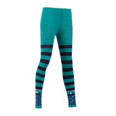 Burton Womens Knit Legging Jade thermo