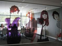 Image result for Translucent window graphics