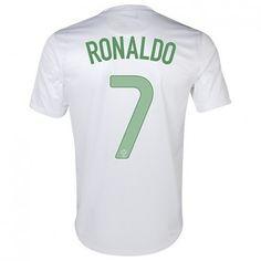 Cristiano Ronaldo de la Selección de Portugal Eurocopa 2012 Away Camiseta  fútbol online  872  - €16.87   Camisetas de futbol baratas online! 2f90931cb6617