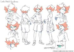 little witch academia - Google Search