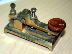 CT-1 mini key, serial number 076