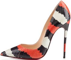 Christian Louboutin – Spring/Summer 2014