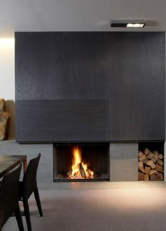 Jaw-Dropping Unique Ideas: Contemporary Fireplace Electric contemporary living room with fireplace. Contemporary Building, Contemporary Bedroom, Contemporary Fireplaces, Contemporary Cottage, Contemporary Wallpaper, Contemporary Chandelier, Contemporary Office, Contemporary Architecture, Contemporary Design