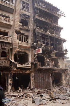 Aleppo Old City, Syria 2013