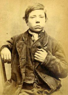 vintage everyday: Victorian Child Criminals – 16 Pitiable Portrait Pictures of…