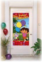 Dora zaprasza swoich najmłodszych fanów na urodziny!