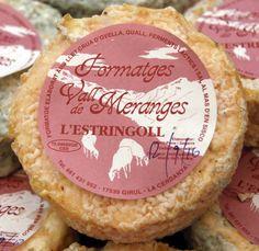 formatges  de llet d`ovella de la  Cerdanya- Catalunya