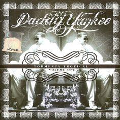 Caratula Frontal de Daddy Yankee - Tormenta Tropical Volume 1