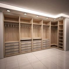 Master Bedroom Closet Design | Sleek Modern Dark Wood Closet Ideas For Bachelor Pads | Great Closet Ideas for Your Small Bedrooms Design | Stylish Walk In Closets For Every Modern Man #small #bedroom #closet #ideas #design #bedroomcloset (@cocinas_modernas) #BedroomDecorIdeas