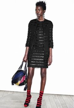 Style Spy: Key New-Season Prints And Textures Resort 2016 | MATCHESFASHION.COM US