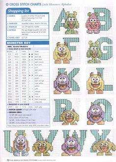 Monster Alphabet 2.3