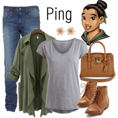 Ping by violetvd on Polyvore featuring polyvore fashion style Pieces Michael Kors