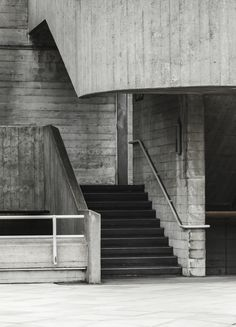 National Theatre rooftop stairwell by Denys Lasdun South Bank Centre London Green Screen Backgrounds, Building Photography, Garden On A Hill, Stairway To Heaven, Brutalist, Stairways, Art And Architecture, Paths, Entrance