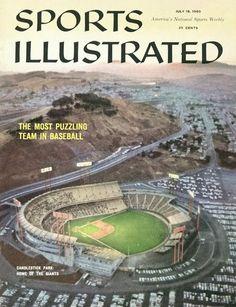 The San Francisco Giants July 18 1960
