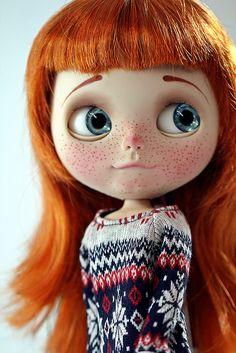 PANDORA <333 by Domenica Beyer, via Flickr---- NOT a fan of this faceplate but the sweater is adorable