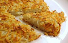 Картофельный хашбраун - оригинальный рецепт американского блюда!