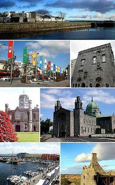 Galway (Gaillimh), Ireland