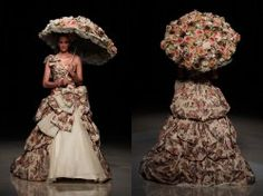 The original parasol inspiration. Obviously Ian Stuart!