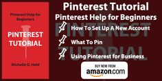 Learn how to use Pinterest. This fact-filled book is full of step-by-step instructions on everything from how to set up your own account, to using Pinterest for business and getting more followers. Pinterest Tutorial is for individual users and businesses. Pinterest is entertaining for the casual user and a way to generate a customer base for the business user. Businesses will find that Pinterest drives shoppers to their website, making it an easy form of free advertising.