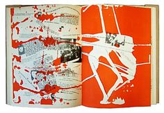 Guy Debord and Asger Jorn from Memoires 1959
