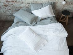 Classic Duvet Cover - Windowpane