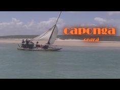 As Jangadas e os Pescadores da Caponga - Ceará - YouTube