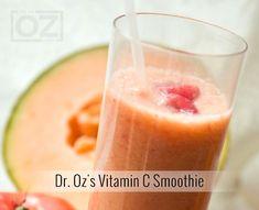Dr. Oz's Vitamin C Smoothie