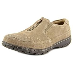 Naturalizer Womens Raceland Loafer Taupe 9 M US -- You can find out more details at the affiliate link of the image.