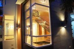 corner window from outside   Corner Window