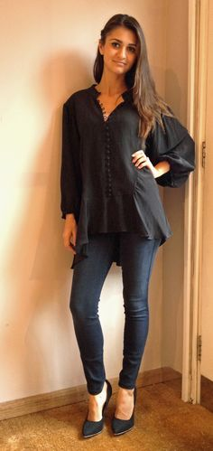 It's #competition time! We're giving away this gorgeous Sasha Moon 100% silk blouse absolutely free. Want to win it? Then simply LIKE AND RE-PIN this Mimi Noor image. Winner will be announced September the 7th. Good luck! www.miminoor.com