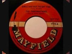 The Fascinations: Girls Are Out To Get You