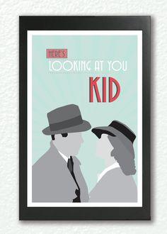 Casablanca Classic Movie Poster $22.00