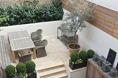 modern patio houses - Google Search