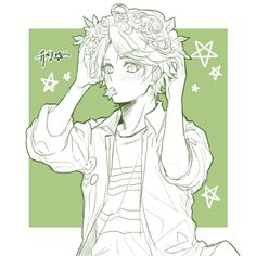 Body Reference Drawing, Human Poses Reference, Mystic Messenger Yoosung, Drawing Poses, Cute Anime Character, Art Drawings Sketches, Cute Art, Creations, Character Design