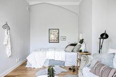 estilo nórdico escandinavo decoración pisos pequeños decoración mini pisos decoración femenina decoración en blanco cocina blanca pequeña blog decoración nórdica