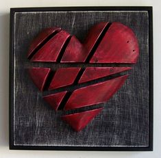 Shattered Heart #3 by Robert J Knight