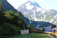 Photos taken on Alaska Railroad - Imgur