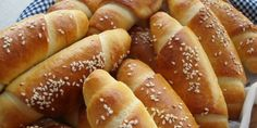 Pekarske kifle — Coolinarika - Srdjanvio - The Effective Pictures We Offer You A Albanian Recipes, Bulgarian Recipes, Croatian Recipes, Fun Baking Recipes, Bakery Recipes, Dessert Recipes, Cooking Recipes, Sweet Pastries, Bread And Pastries